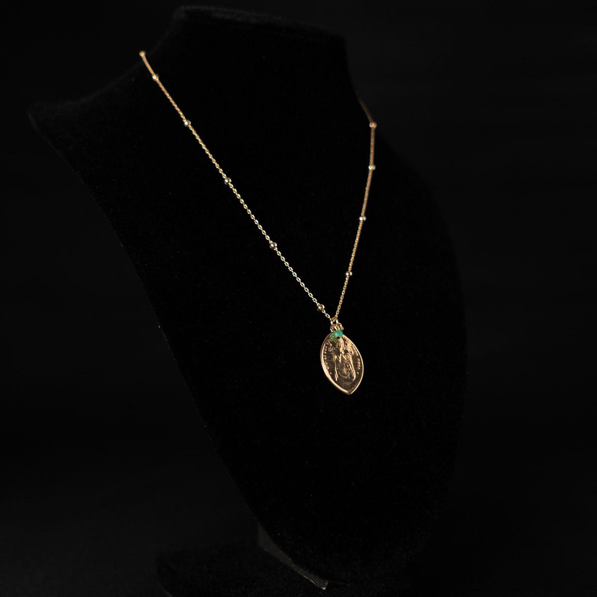 Coeur Envie - collier chaine or - bijoux