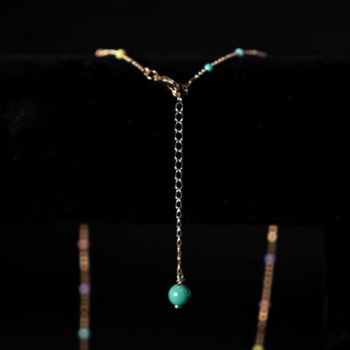 CoeurEnvie - perle dos collier - bijoux