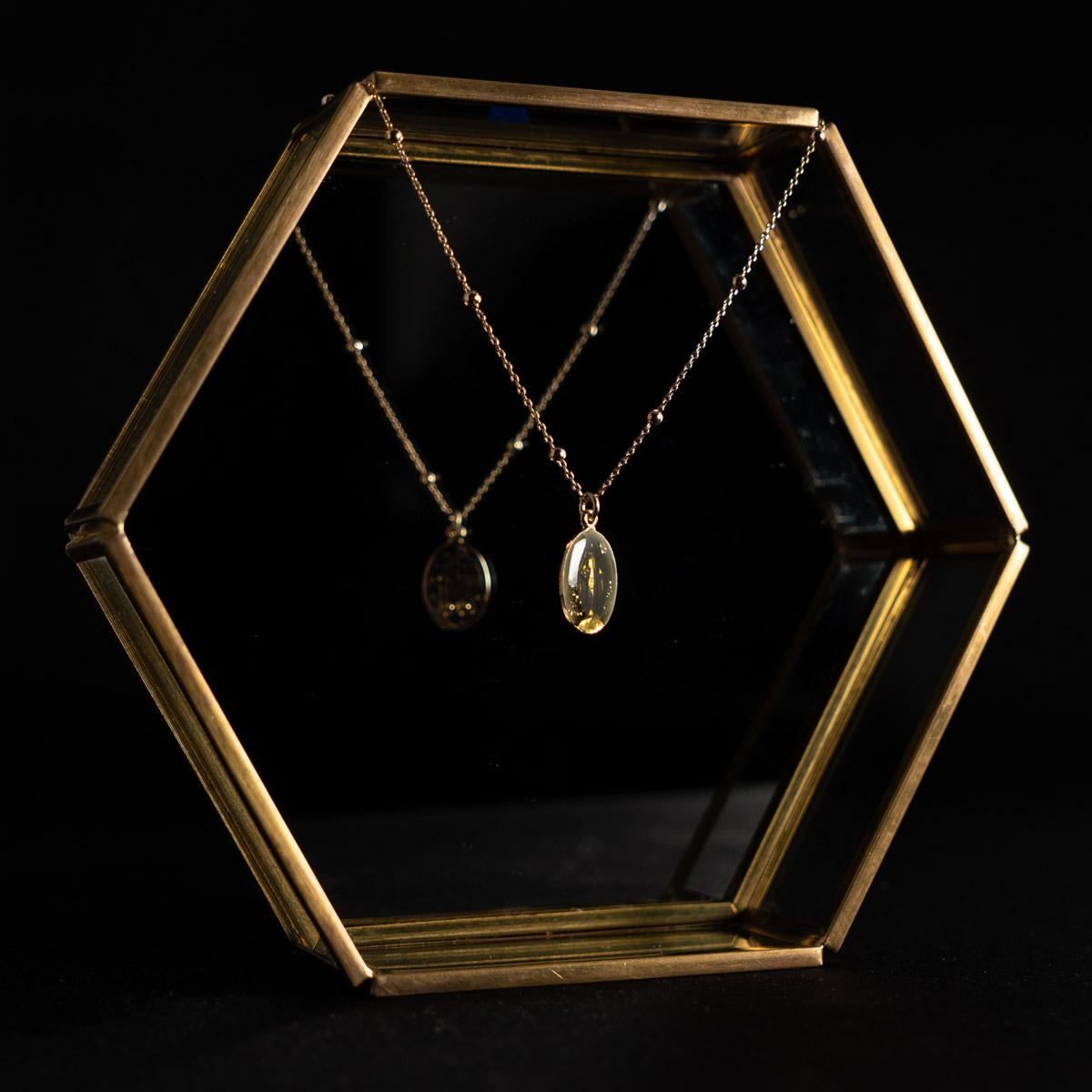 CoeurEnvie - Médaille marie or - bijoux