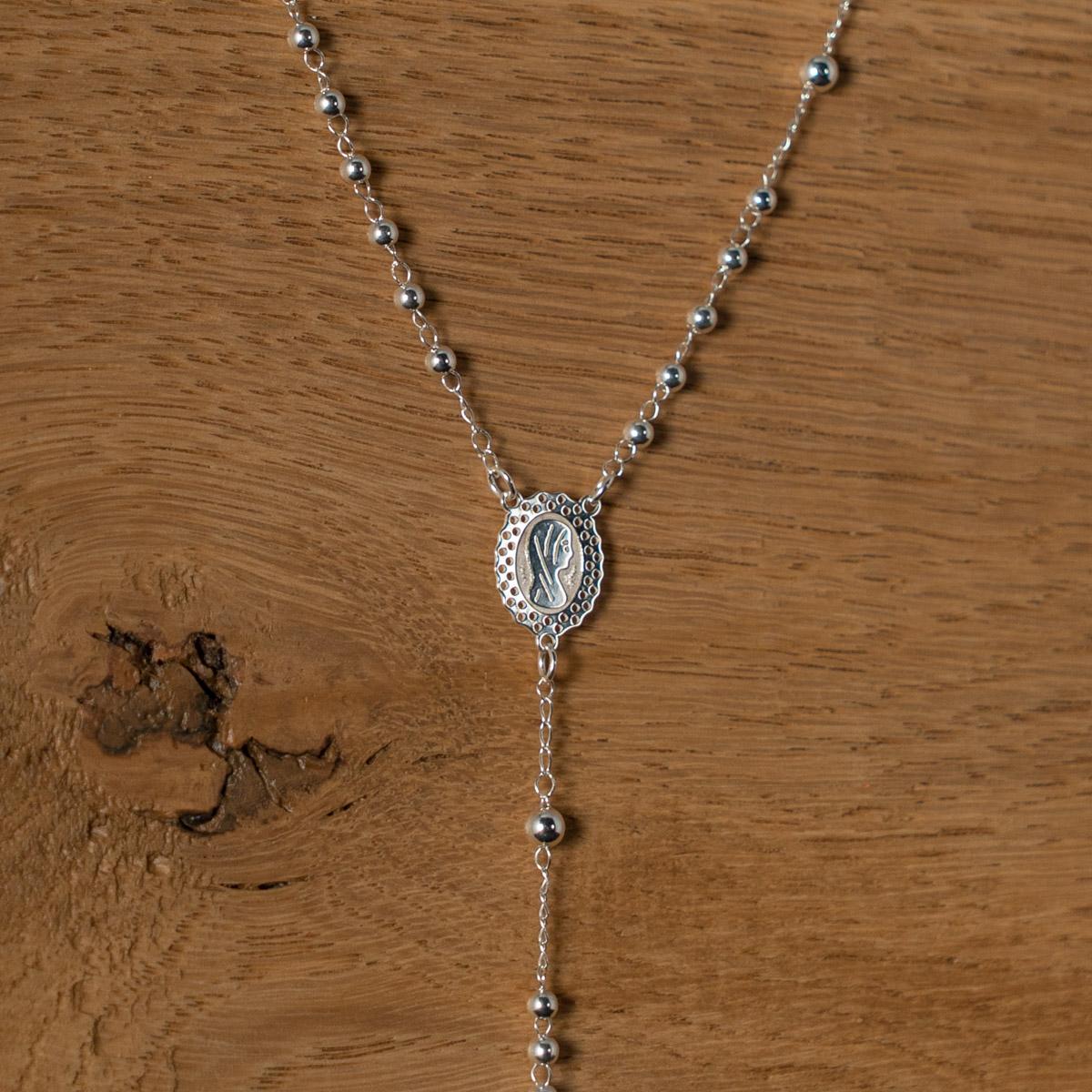 CoeurEnvie - Chapelet argent - bijoux