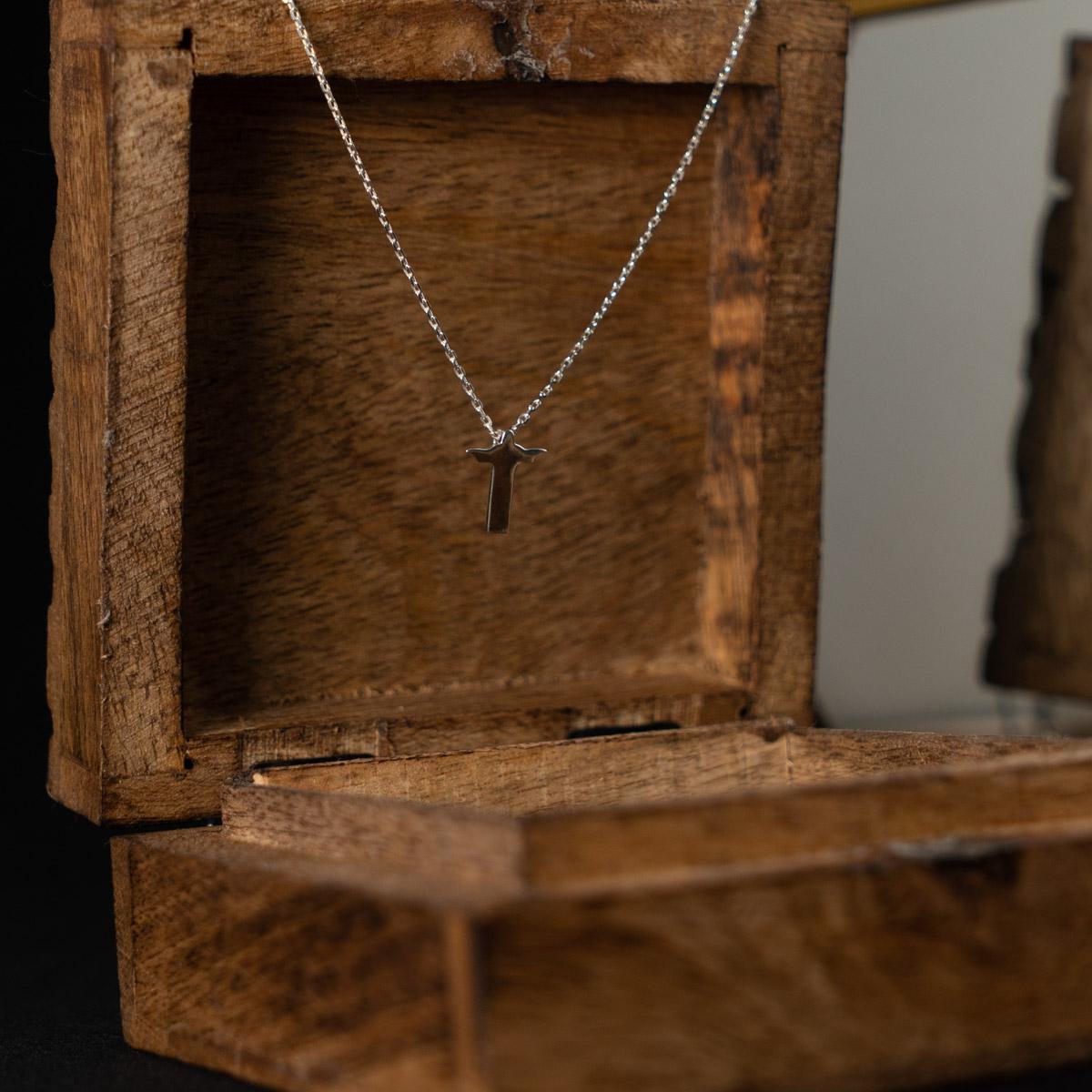 Coeur Envie - collier chaine corcovado argent - bijoux