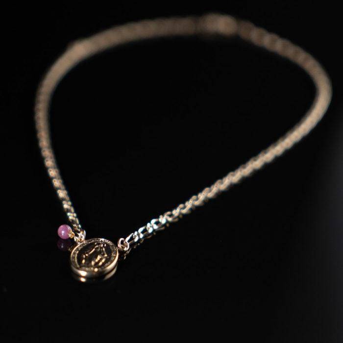 Collier coeur envie bijoux