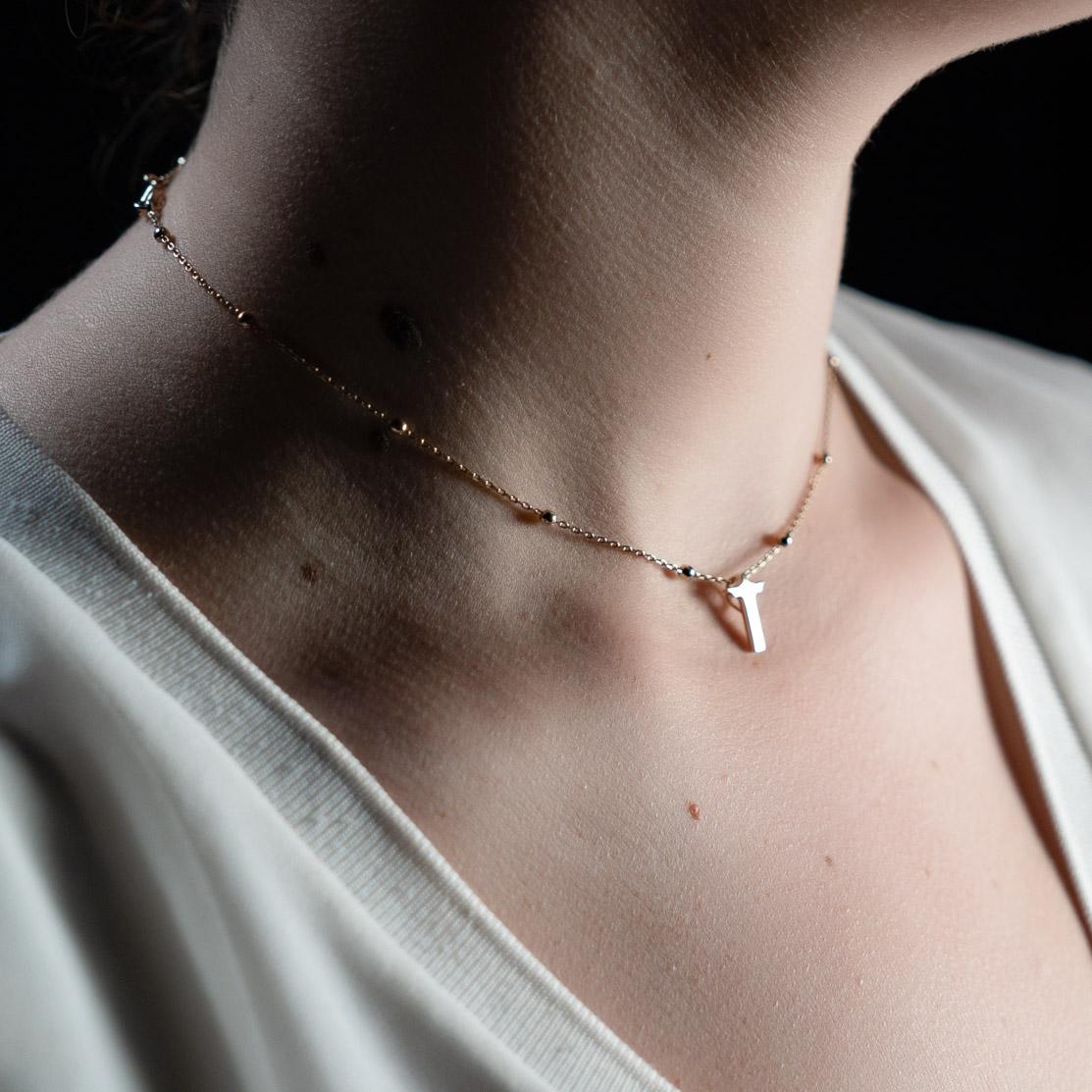 coeur envie - collier corcovado argent perles - bijoux